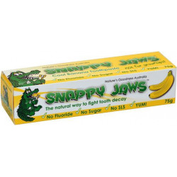 Nature's Goodness Snappy Jaws Toothpaste Banana 75 g
