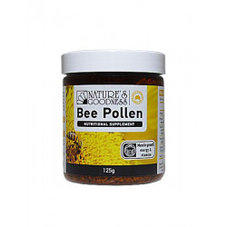 Nature's Goodness Bee Pollen Granules 125 g
