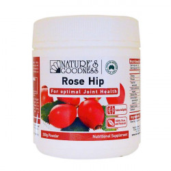 Nature's Goodness Rose Hip Powder 200g