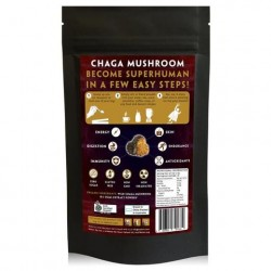 Teelixir Chaga Superfood Mushrooms 50 g