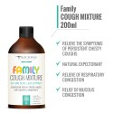 Rochway Cough Calm Family - Ivy & Olive Leaf 200 ml