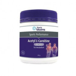 Henry Blooms Acetyl L-Carnitine Powder 250 g