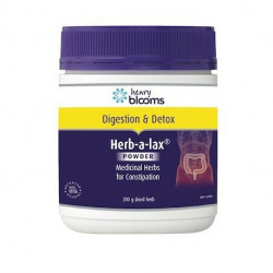 Henry Blooms Herb-a-lax® Blended Medicinal Herbs 200 g