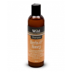 Wild Herbal Shampoo Herbs & Honey 250ml