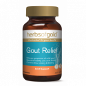 Herbs of Gold Gout Relief 60 V/Caps ... Best Seller! ****FLASH SALE***