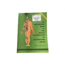 Explanatory Illustrations of Acupuncture Points - Book 113 Pages
