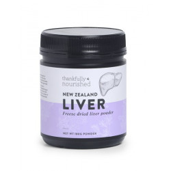 Thankfully Nourished NZ Liver Powder 200g