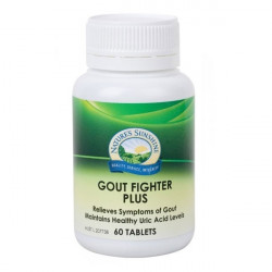 Nature's Sunshine Gout Fighter Plus 60 Tabs